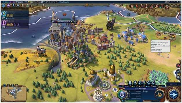 Civ  Build City On Strategic Resource
