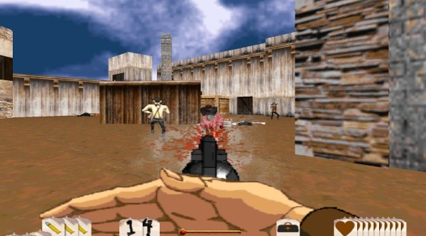 Outlaws gameplay screenshot