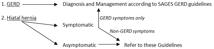 Guidelines for the Management of Hiatal Hernia - A SAGES