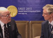 Michael Brunt and Rick Greene GenSurgNews Interview SAGES 2015