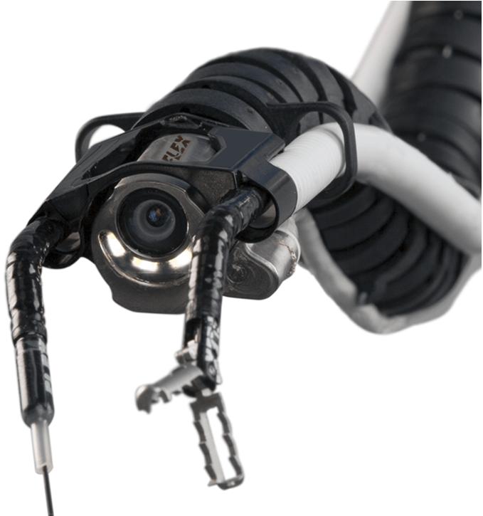 Flex Robotic System and Flex Colorectal Drive