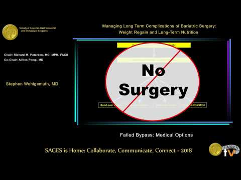 Long Term Nutritional Consequences Of Bariatric Surgery From The
