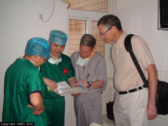 Ward rounds Ping Chang China GoGlobal 2009