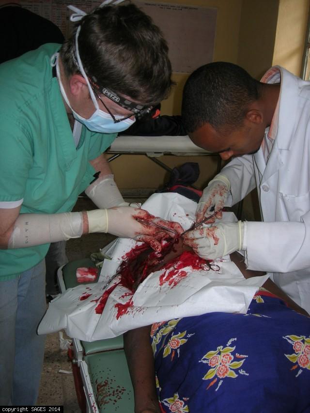 Ethiopia teaching Family Practice Doctor