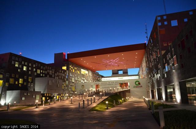 Regional High Speciality Hospital of Zumpango Mexico