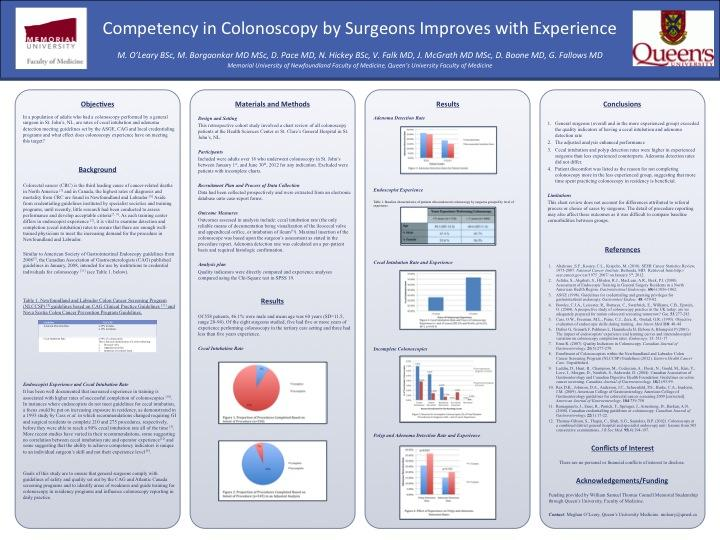 New Colonoscopy Prep 2020.Competency In Colonoscopy By Surgeons Improves With