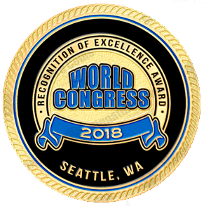 Recognition of Excellence Coin