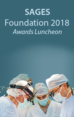 The Annual SAGES Foundation Awards Luncheon