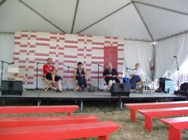 A panel on Welsh music!