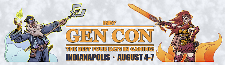 We are headed to GenCon Indy 2011!