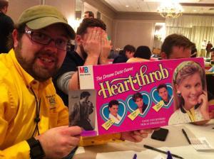 Wayne wins Heartthrob!
