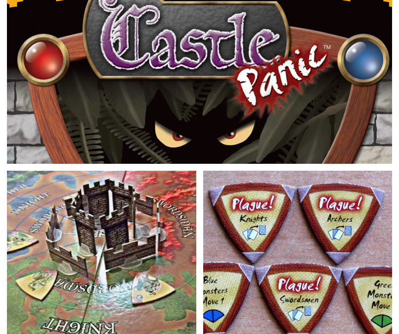 Reviews in a Nutshell: Castle Panic