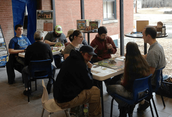 Session Report: International Tabletop Day at Langdon Library – April 5th, 2014