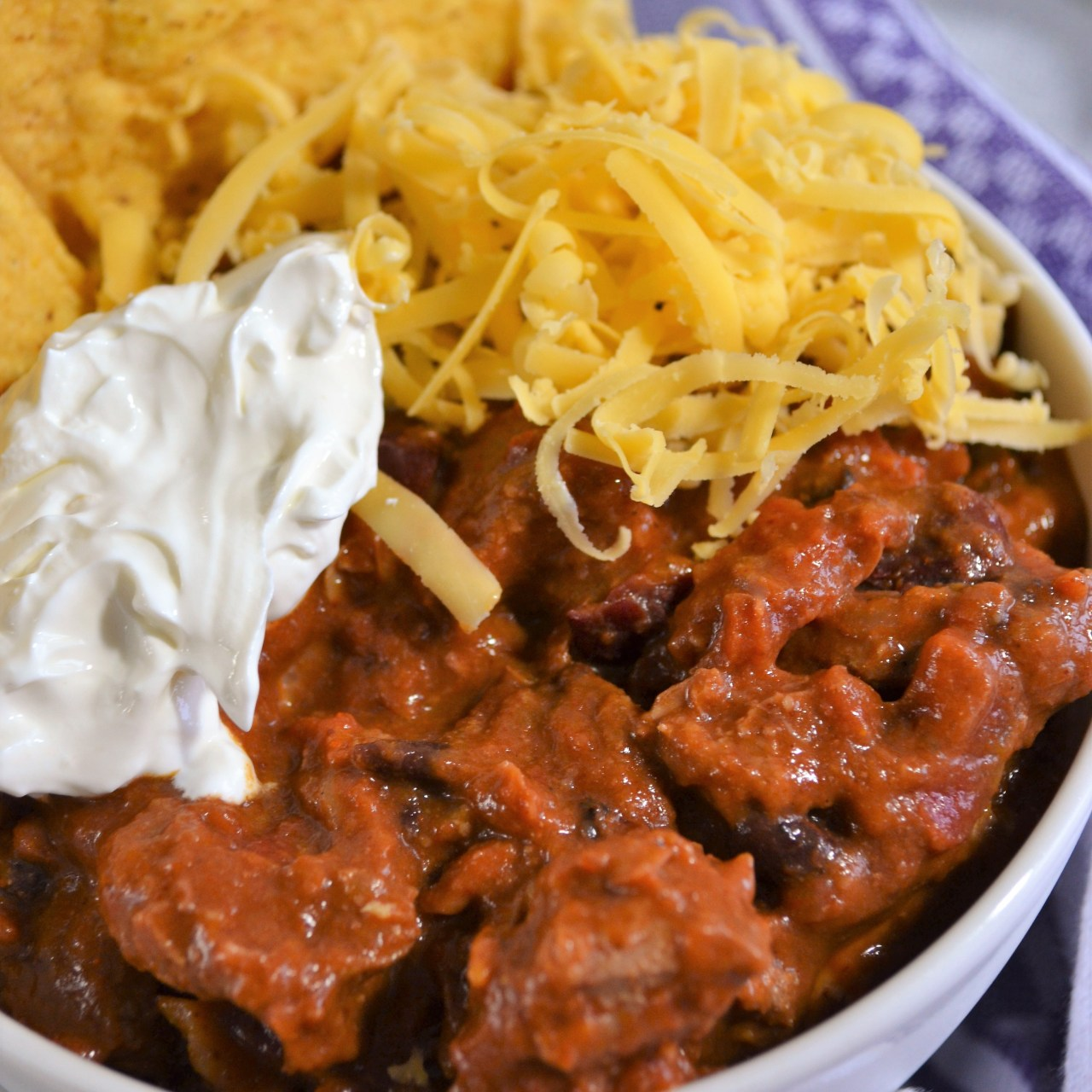 Easy Two-Meat Chili Recipe