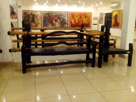 A day at the thought pyramid art center, Abuja – Amadi Inya