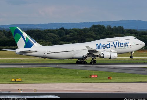 Med-View Airline Set To Expand Operations From Lagos To Dubai in July