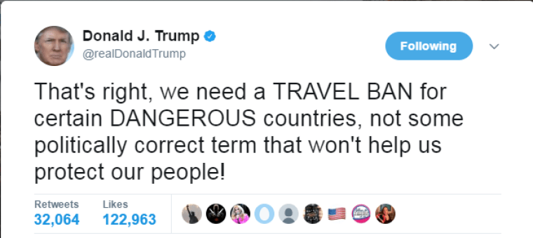 US Supreme Court Allows Parts Of Travel Ban To Take Effect