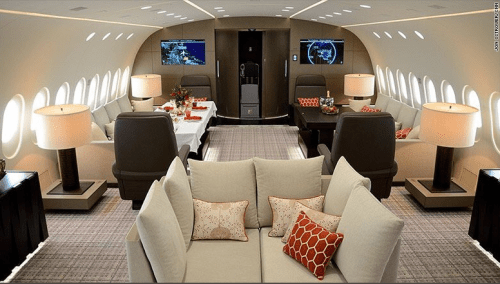 Would You Pay $74,000 (NGN 27 Million) For A One Hour Ten Minutes (1hr 10mins) Flight? (See The Plane)