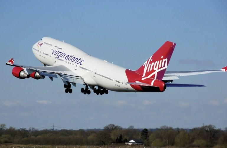 Virgin Atlantic Suspends Nigerians From Booking Flights Online on Their Website