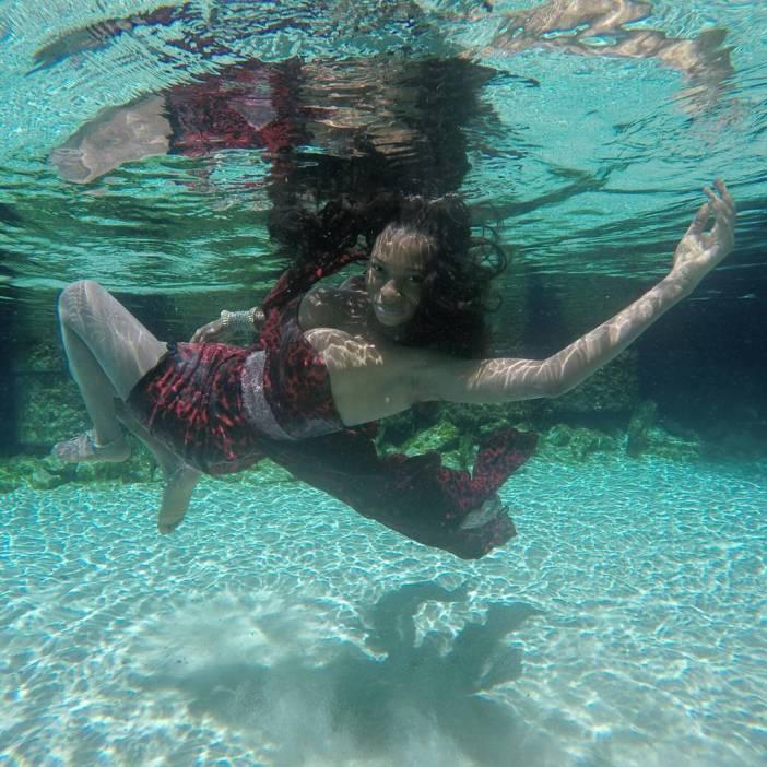 Beautiful Underwater Video & Photos of Yankari Wikki Warm Springs, Bauchi State