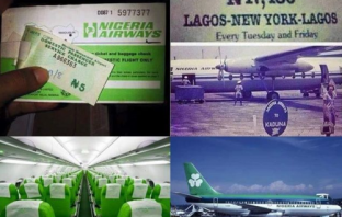See The Nigeria Airways Domestic Passengers Service Charge Fee