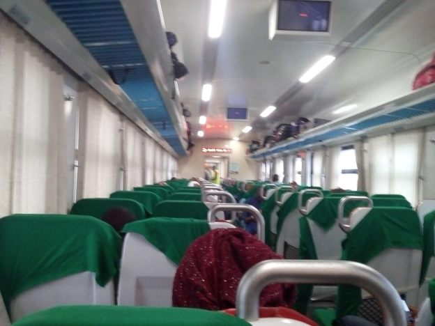 Reasons Why You Should Travel By Train In Nigeria