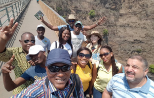 Top African Tour Operators Tour World Famous Victoria Falls In Zimbabwe