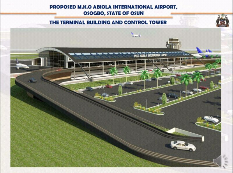 See The Proposed MKO Abiola International Airport Oshogbo, Osun State