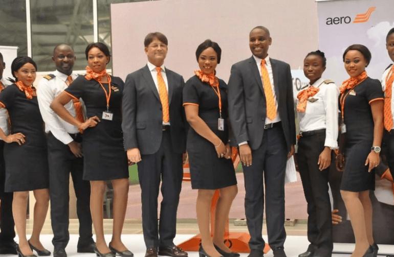 Aero Contractors Unveils New Uniform, Reveals The Next Plan
