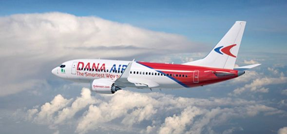 Dana Air Flights