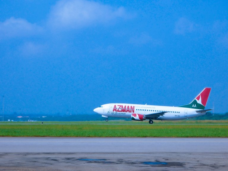 Azman Air Cancels Flight Operations. How To Get A Refund