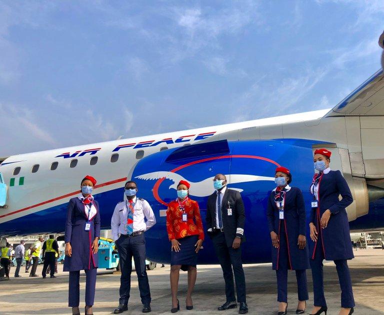 Air Peace Enugu To Johannesburg, South Africa Flight