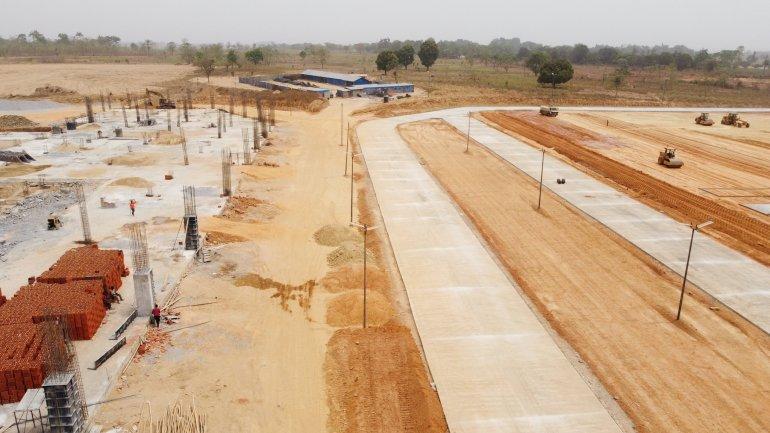 Ebonyi State Airport road