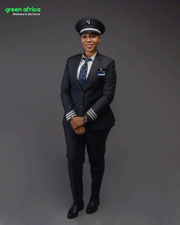 Green Africa Airways Unveils Cabin Crew and Pilots Uniform