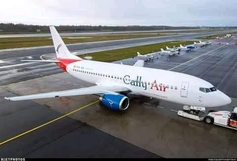 Cally Air Aircraft