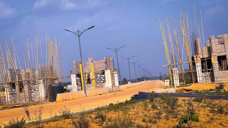 Ebonyi State Airport building