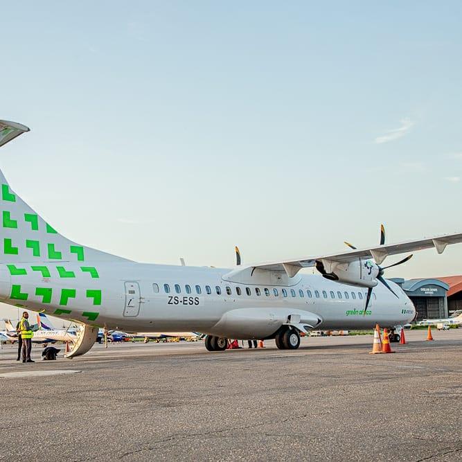 Green Africa Airways Receives 1st & 2nd Aircraft