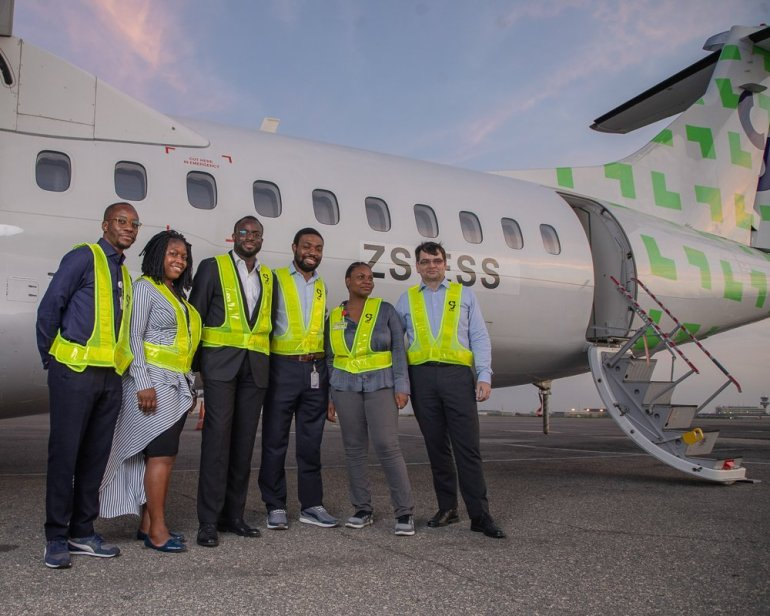 Green Africa gteam