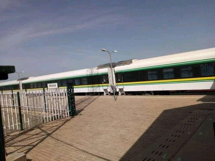 Kaduna Train Station Workers Suspend Strike