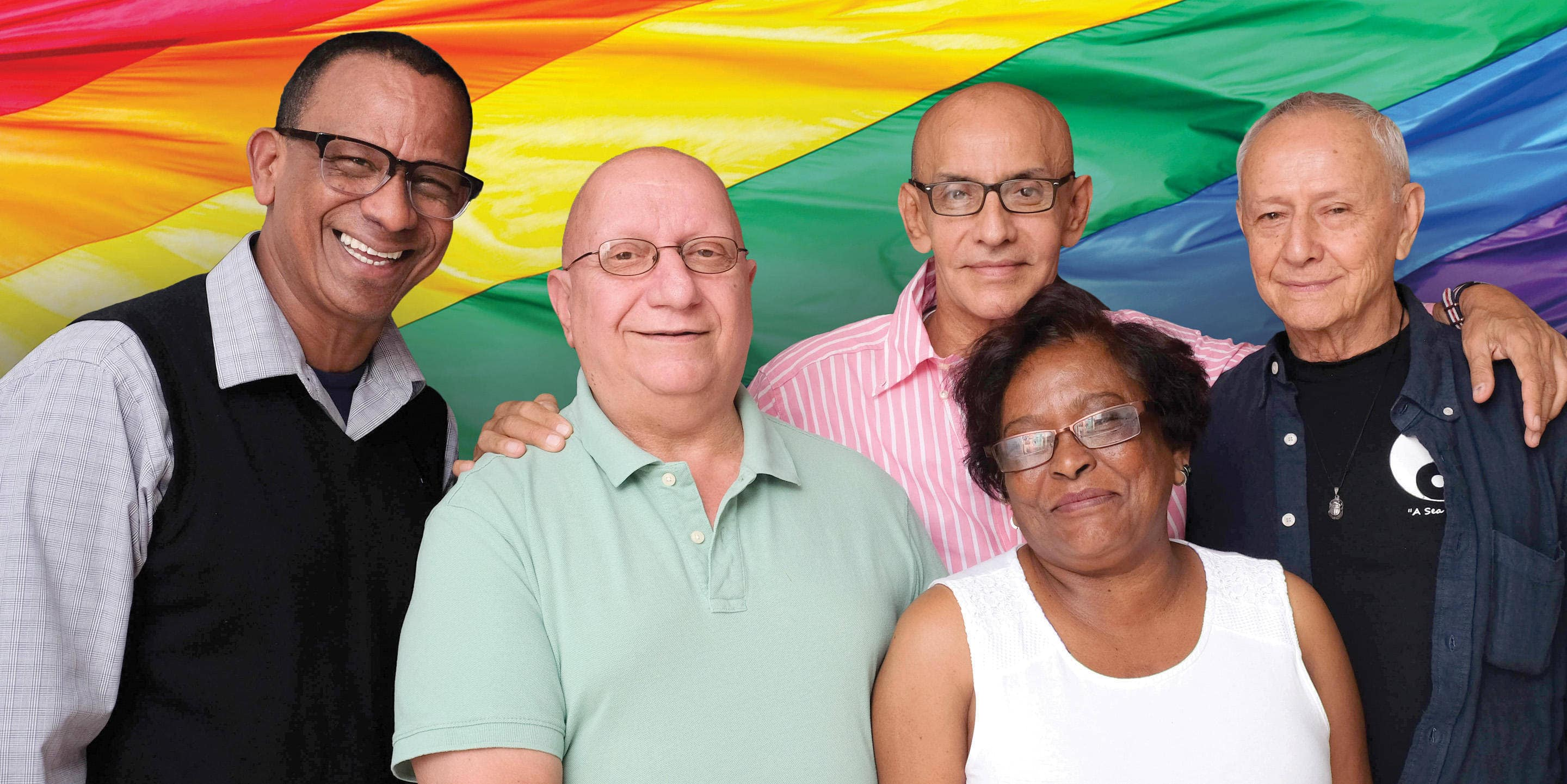 SAGE LGBT Elders with Supporters Rainbow Flag 1440x721 @2x