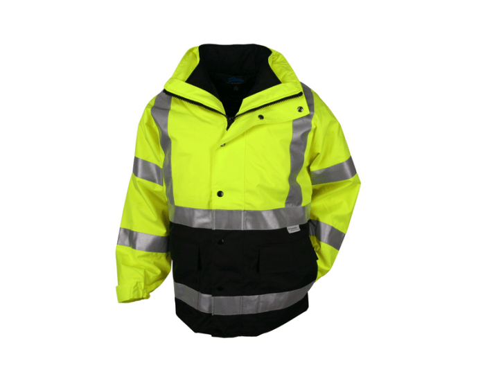 Waterproof Safety Jacket