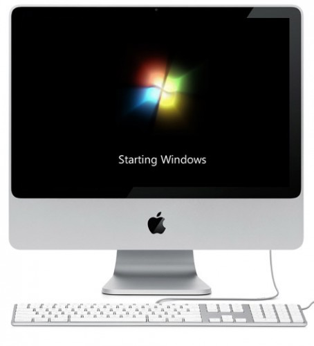Windows 7 su un iMac