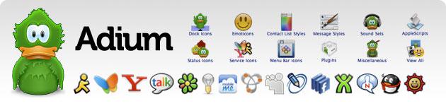 Adium - chat istantanea gratuita per mac compatibile con msn