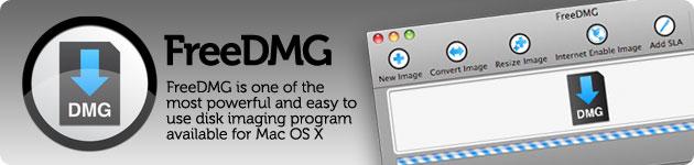 freedmg il modo più semplice per creare e manipolare dmg e dischi immagine in mac osx