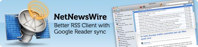 netnewswire il miglior rss reader per mac