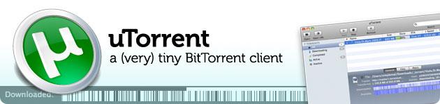utorrent client bittorrent leggero e veloce