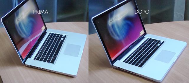"hardshell per MacBook Pro 15"""
