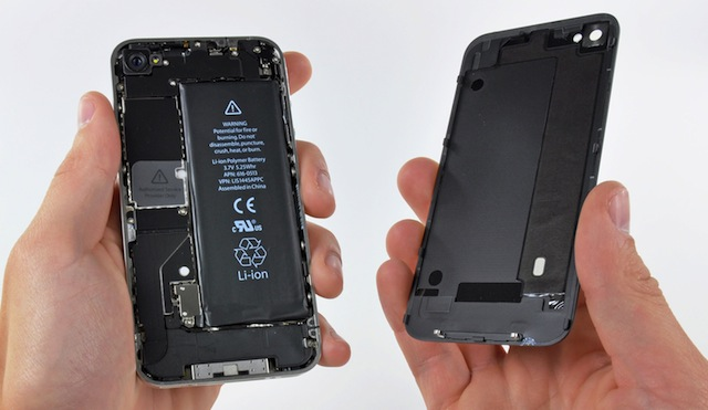 iphone 4 512mb ram