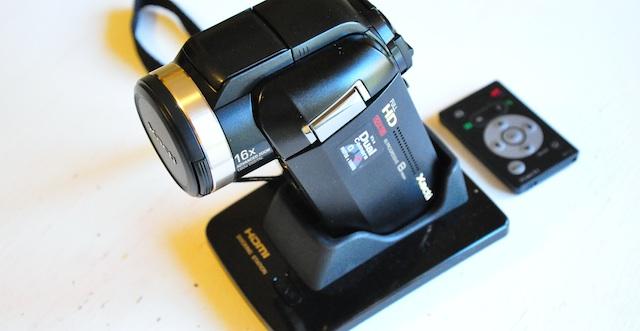 xacty hd2000 telecomando