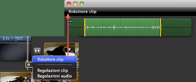 editing audio imovie
